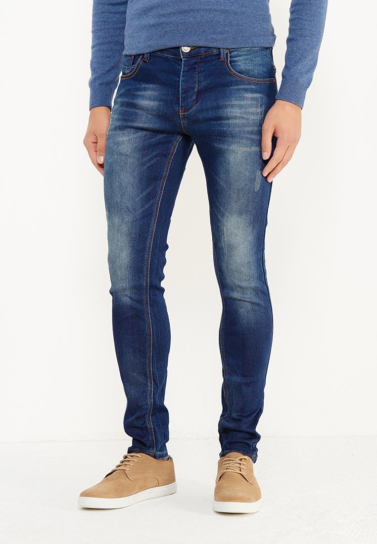Зауженные джинсы Y.Two B25-AB020