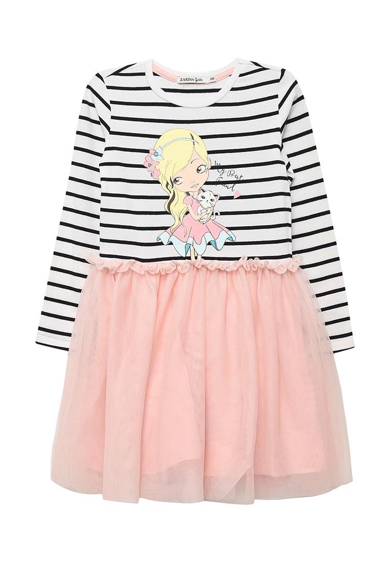 Повседневное платье Zarina 8122024525053