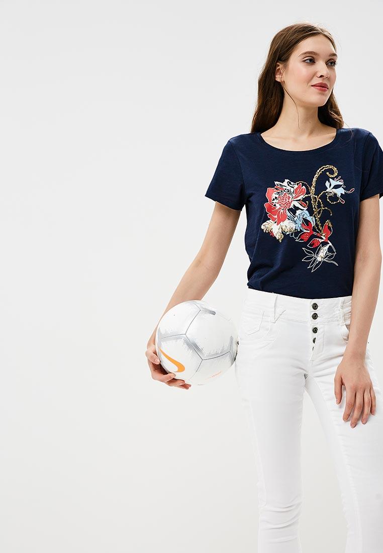 Футболка с коротким рукавом Zarina 8226501401047