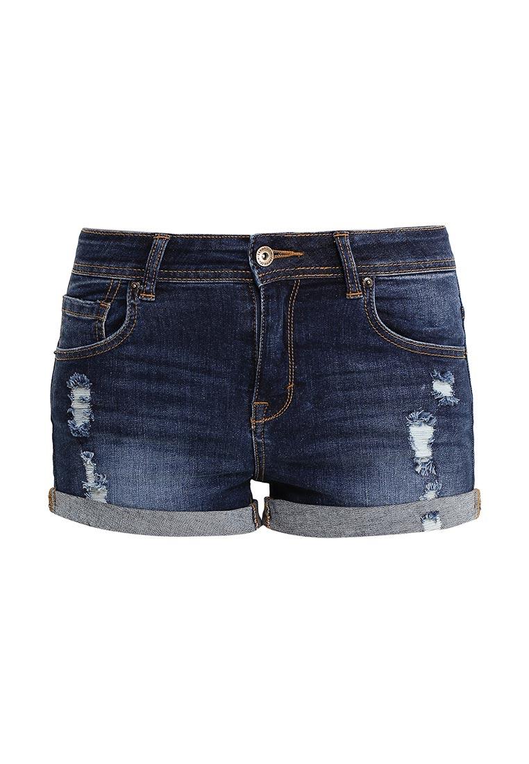 Женские джинсовые шорты Zarina 722561730