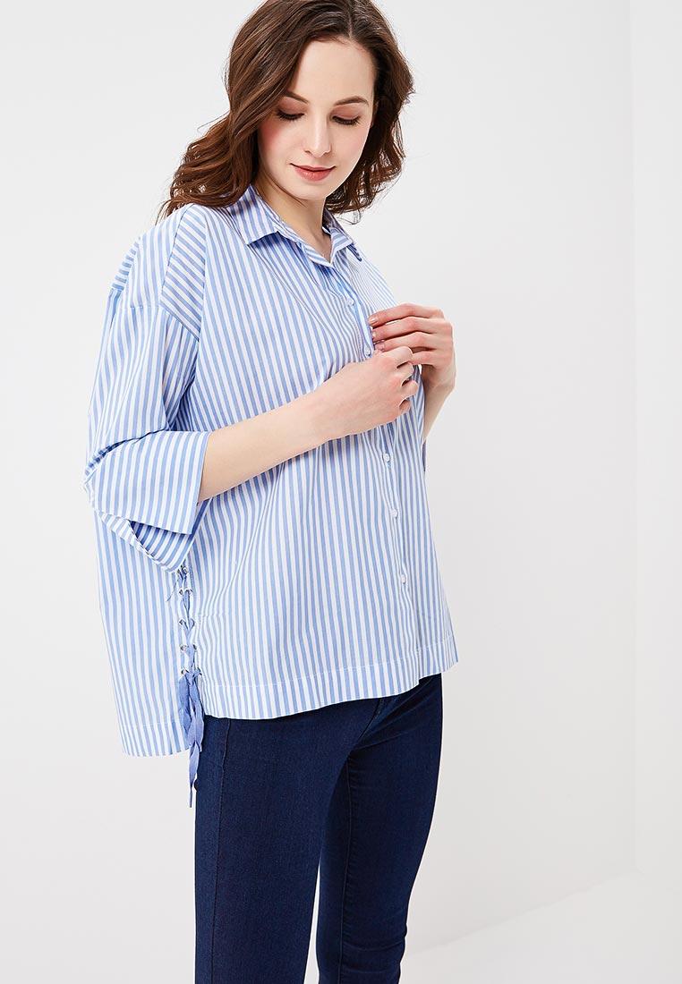 Рубашка с коротким рукавом Z-Design B018-G-12