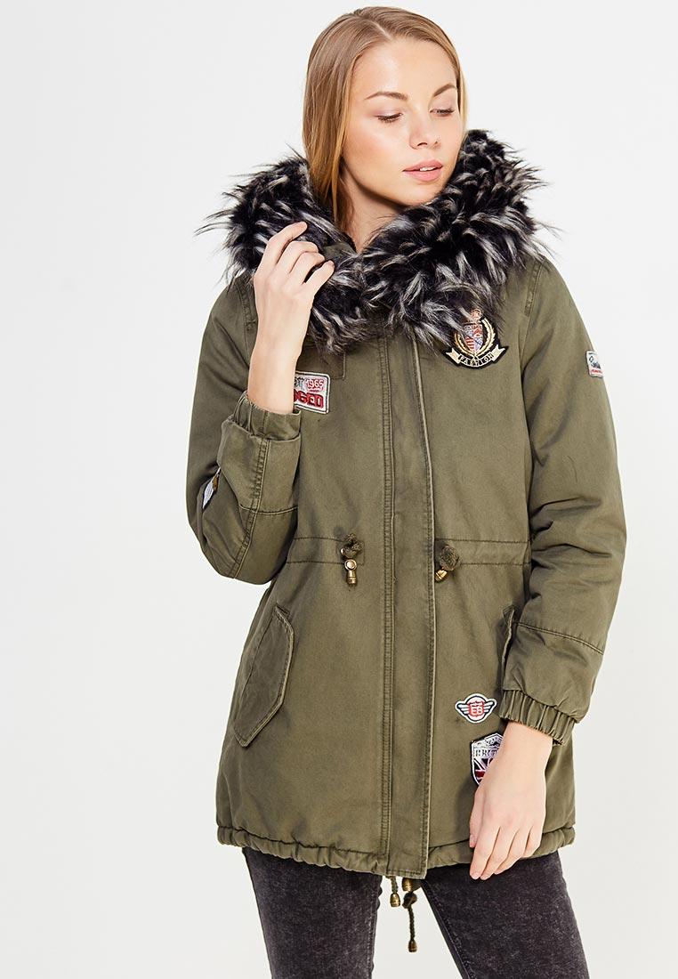 Утепленная куртка Z-Design B018-D-215
