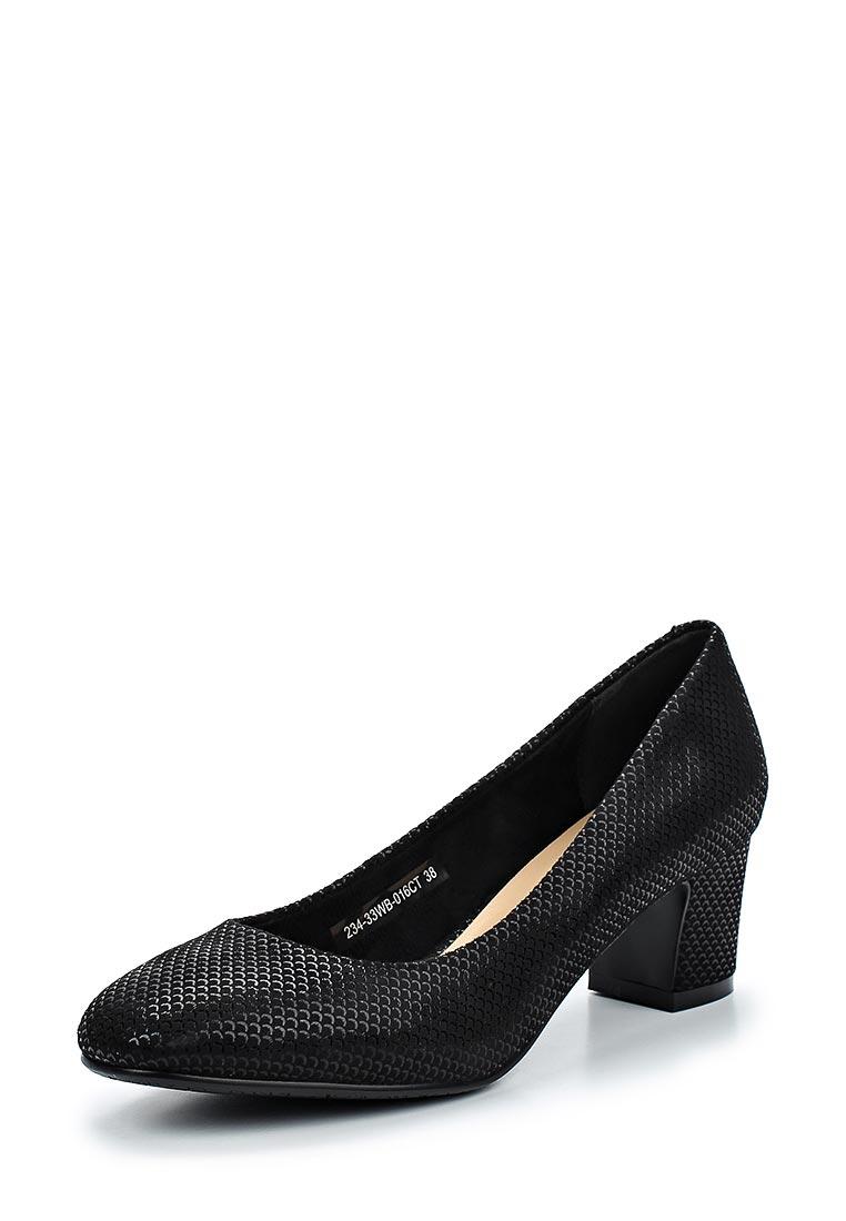 Женские туфли Zenden Woman 234-33WB-016CT