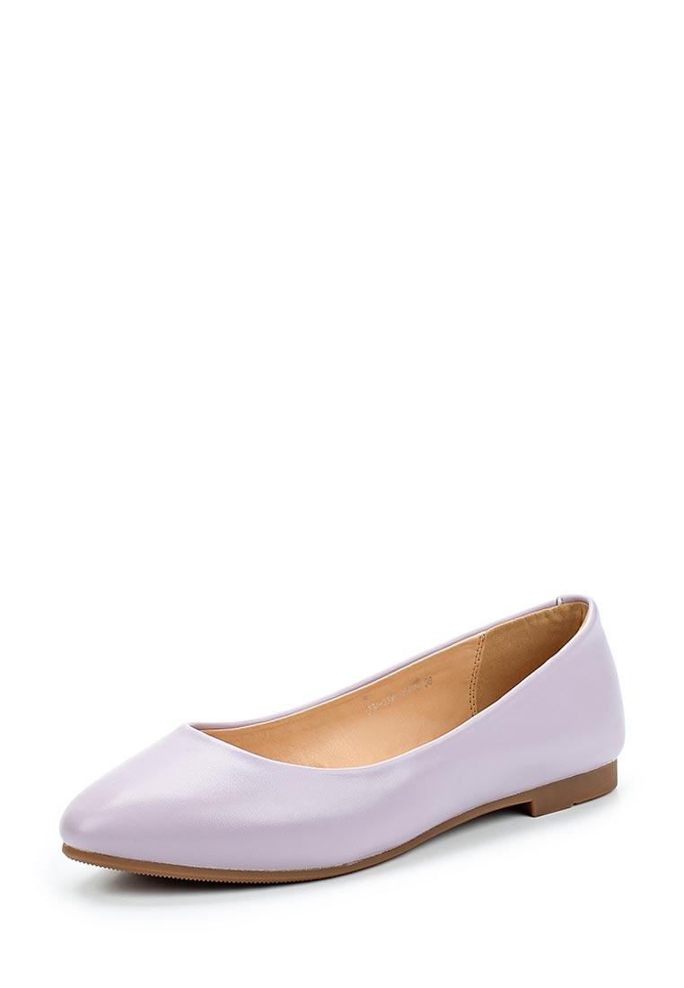 Женские балетки Zenden Woman 234-33WB-041SS