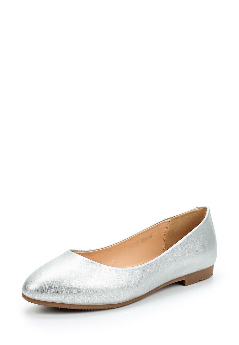 Женские балетки Zenden Woman 234-33WB-043SS