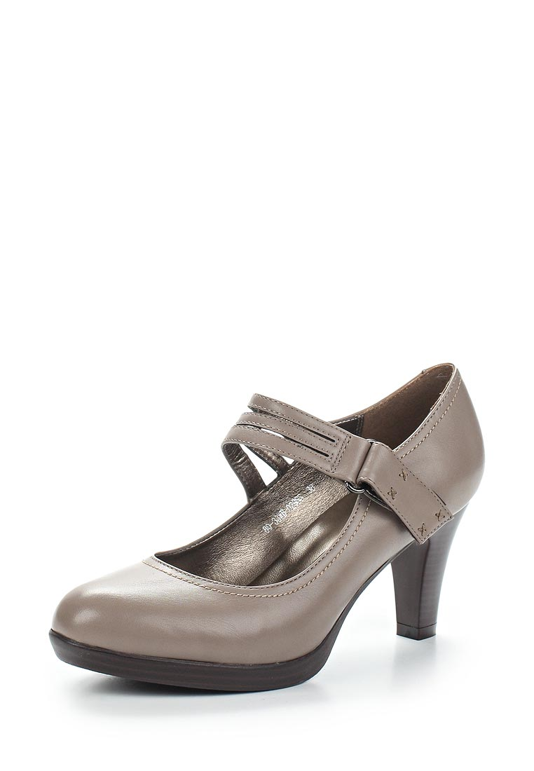 Женские туфли Zenden Woman 80-33WB-029SS