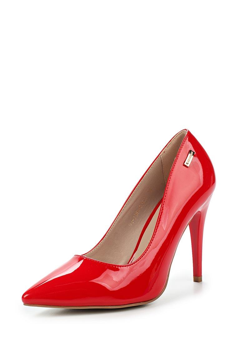 Женские туфли Zenden Woman 91-33WN-034DS