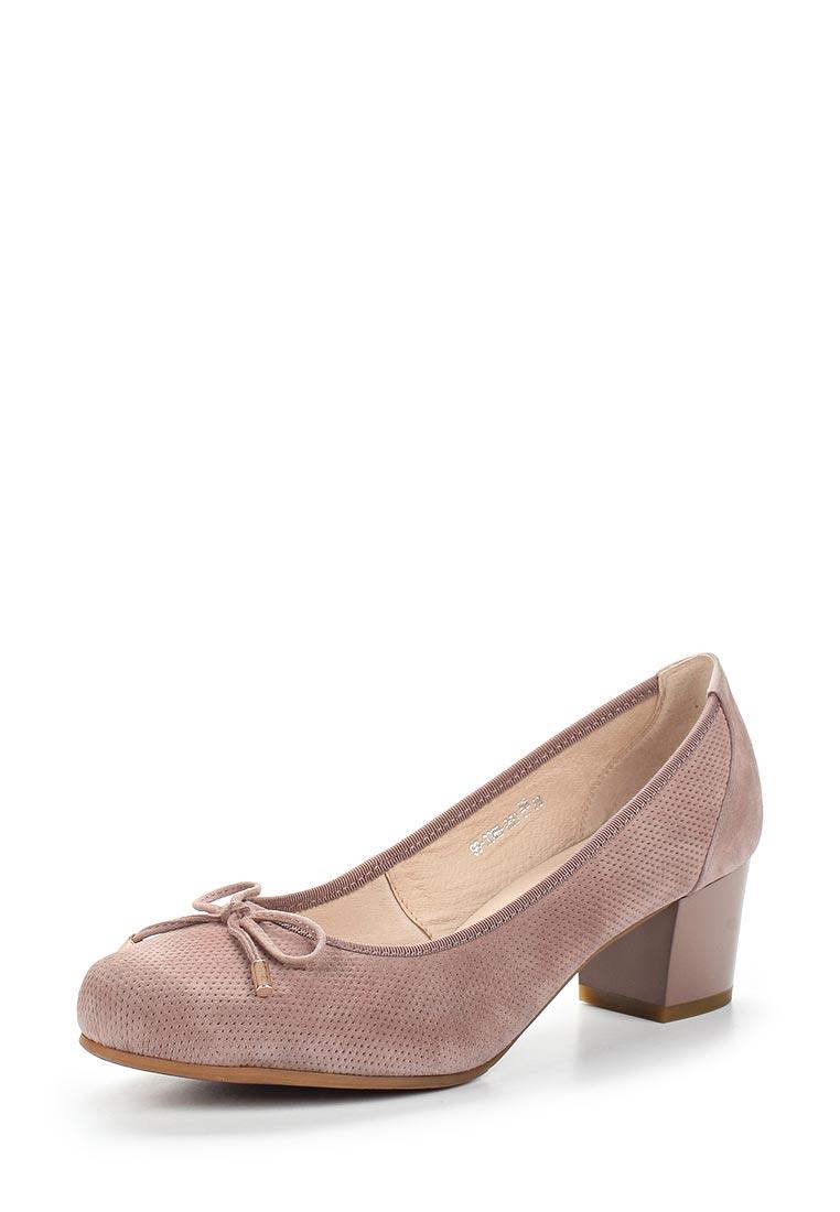 Женские туфли Zenden Woman 99-33WB-009BK