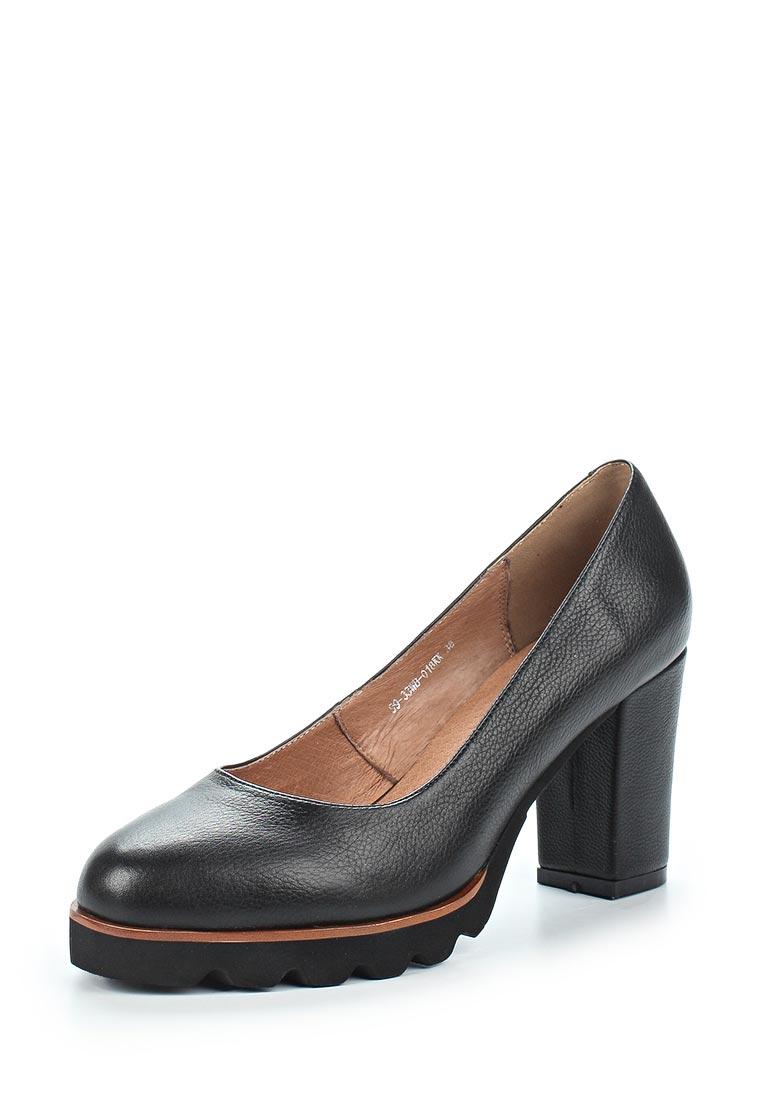 Женские туфли Zenden Woman 99-33WB-018KK