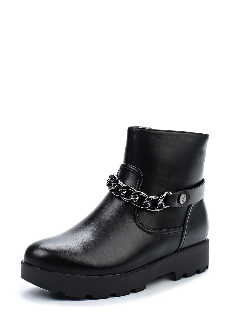Женские ботинки Zenden Woman 115-28WB-041SW