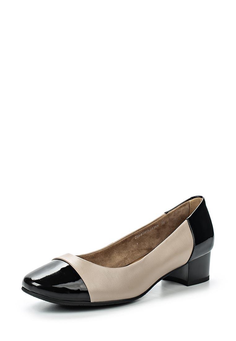 Женские туфли Zenden Woman 233-31WO-043KK