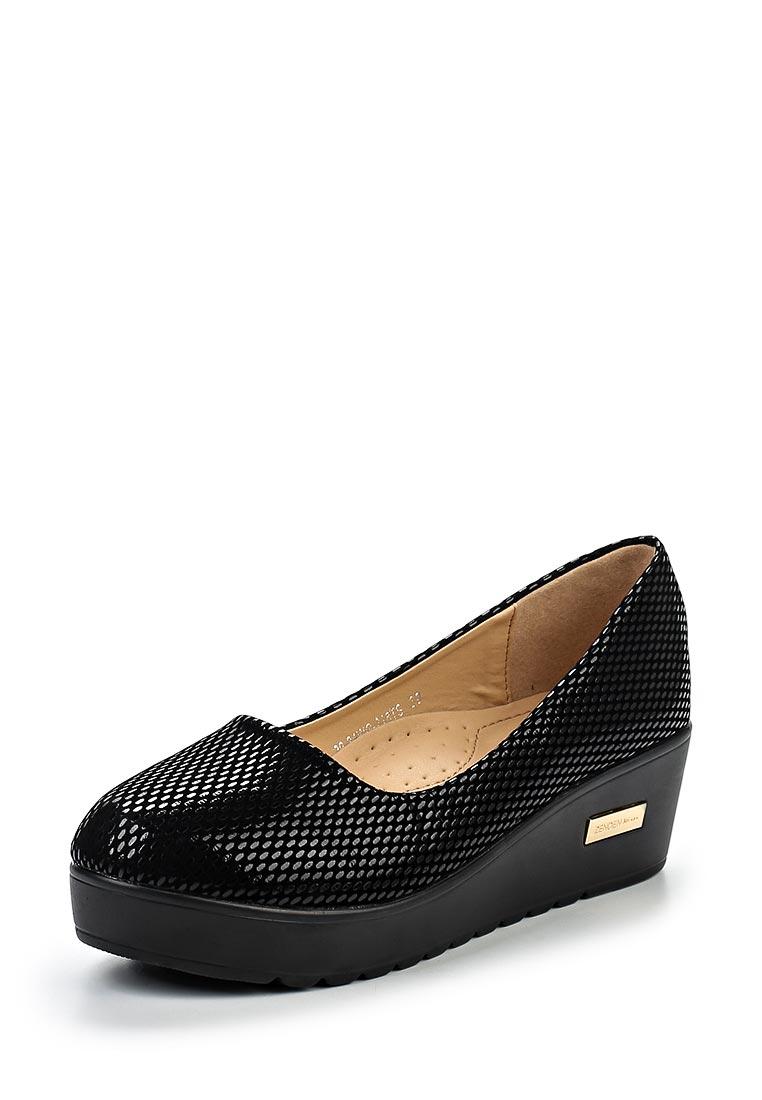 Туфли на плоской подошве Zenden Woman 26-31WG-218ТS