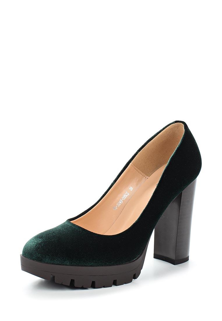 Женские туфли Zenden Woman 80-32WB-005CS
