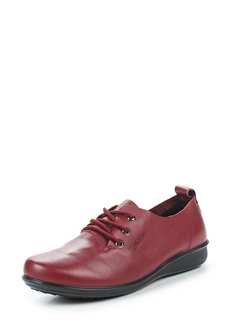 Женские ботинки Zenden Comfort 201-33WN-046K