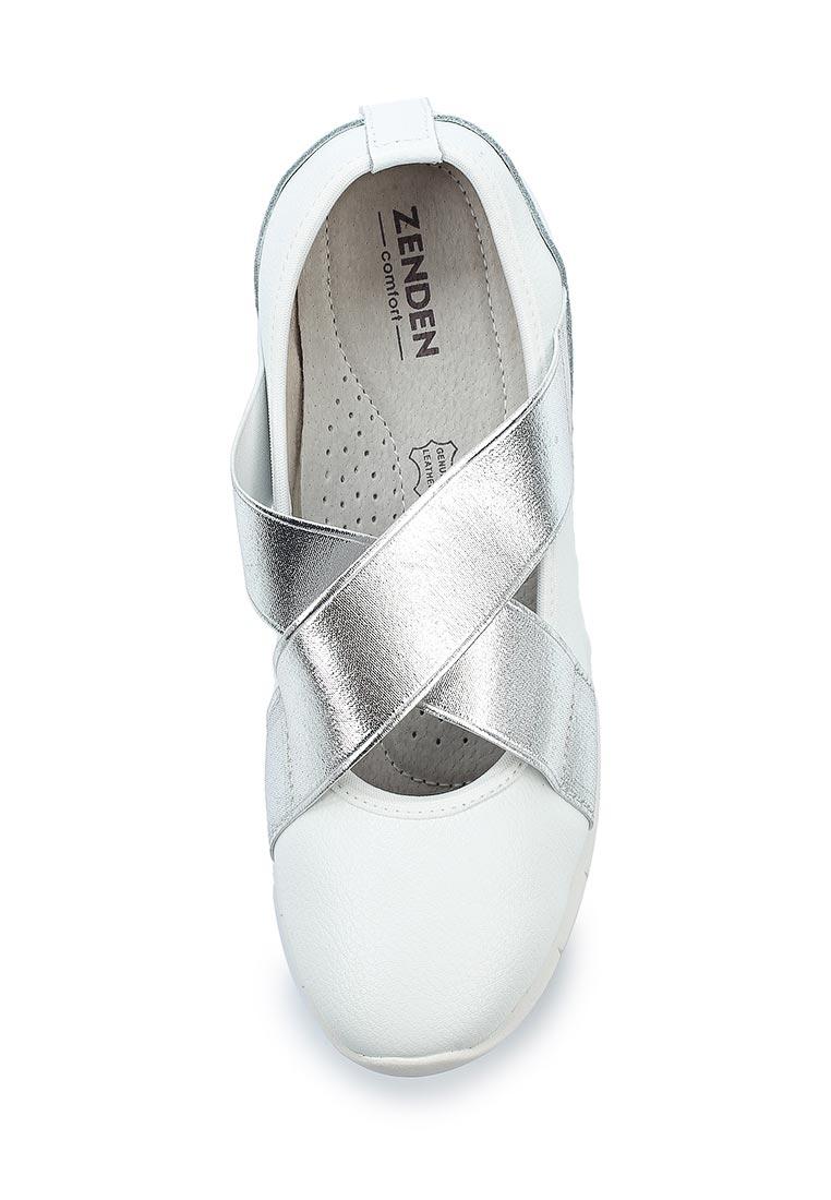 Женские балетки Zenden Comfort 40-33WA-045ZT: изображение 4