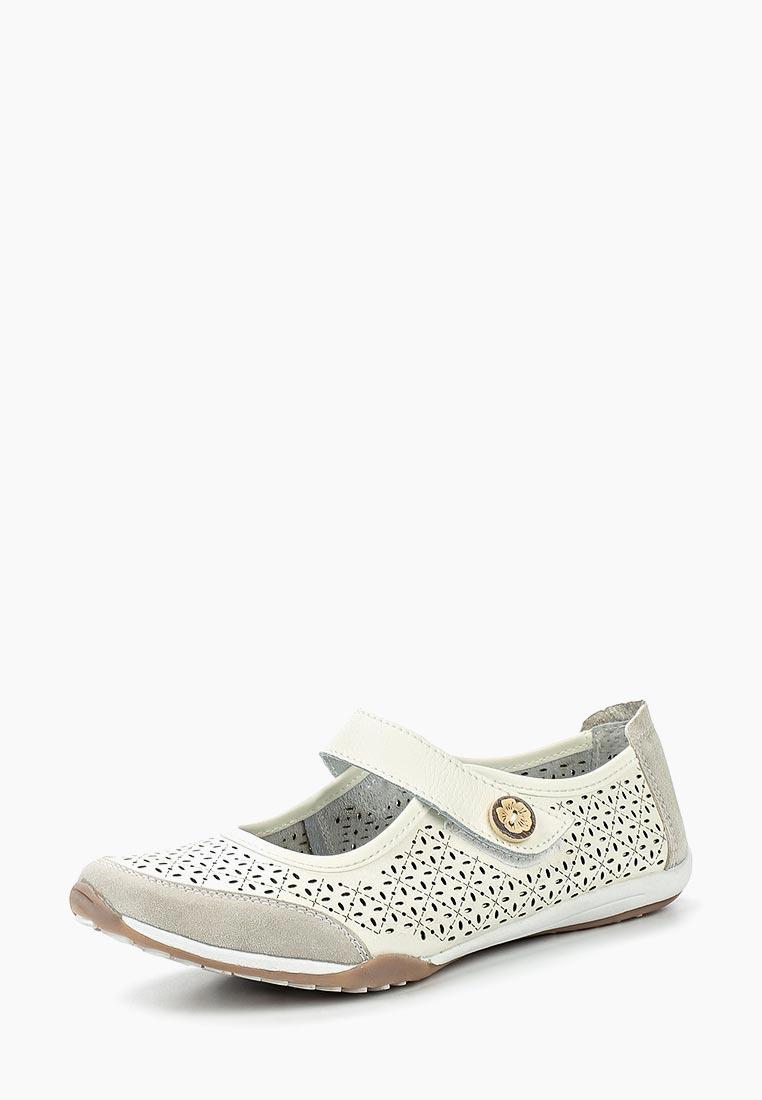 Женские туфли Zenden Comfort 12-31WO-190Z