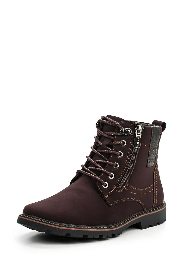 Ботинки для мальчиков Zenden Collection 98-28BL-010SN