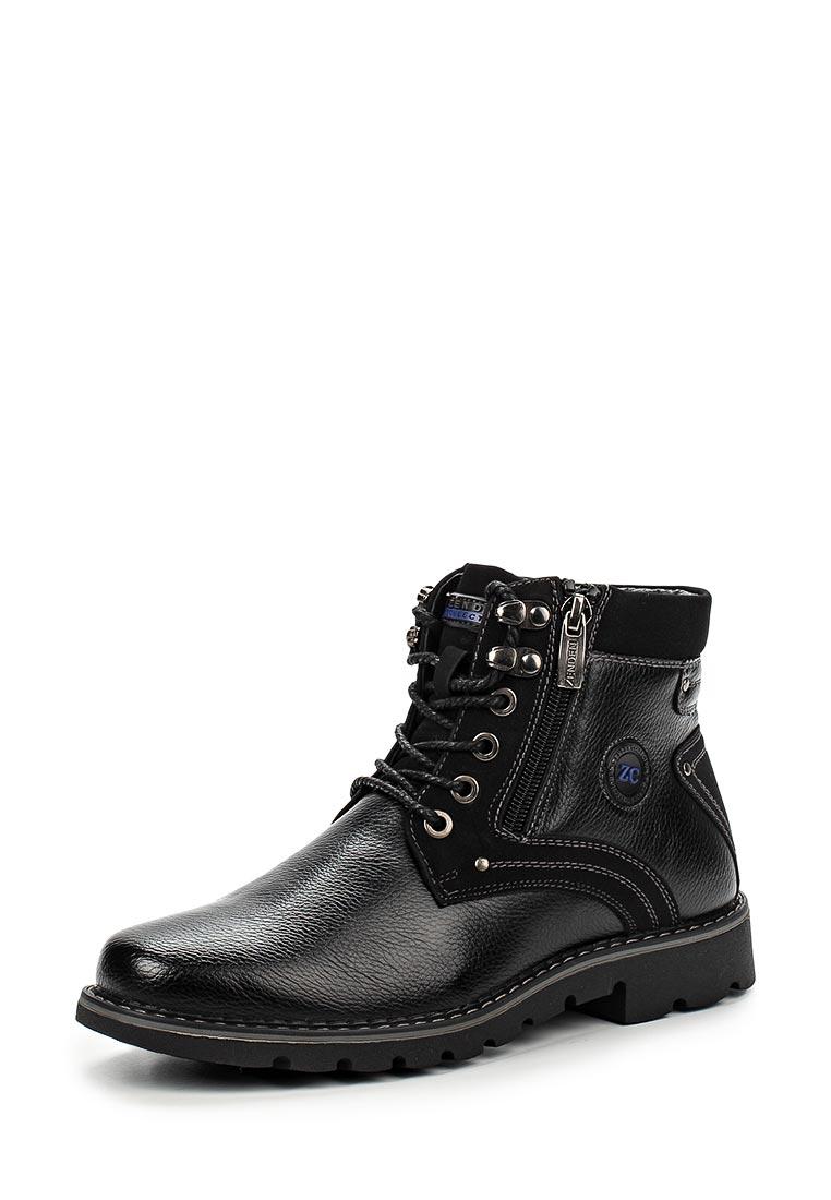 Ботинки для мальчиков Zenden Collection 98-30BL-011SN