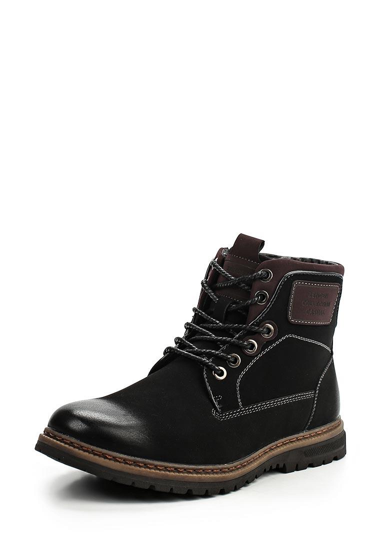 Ботинки для мальчиков Zenden Collection 98-30BL-018SN