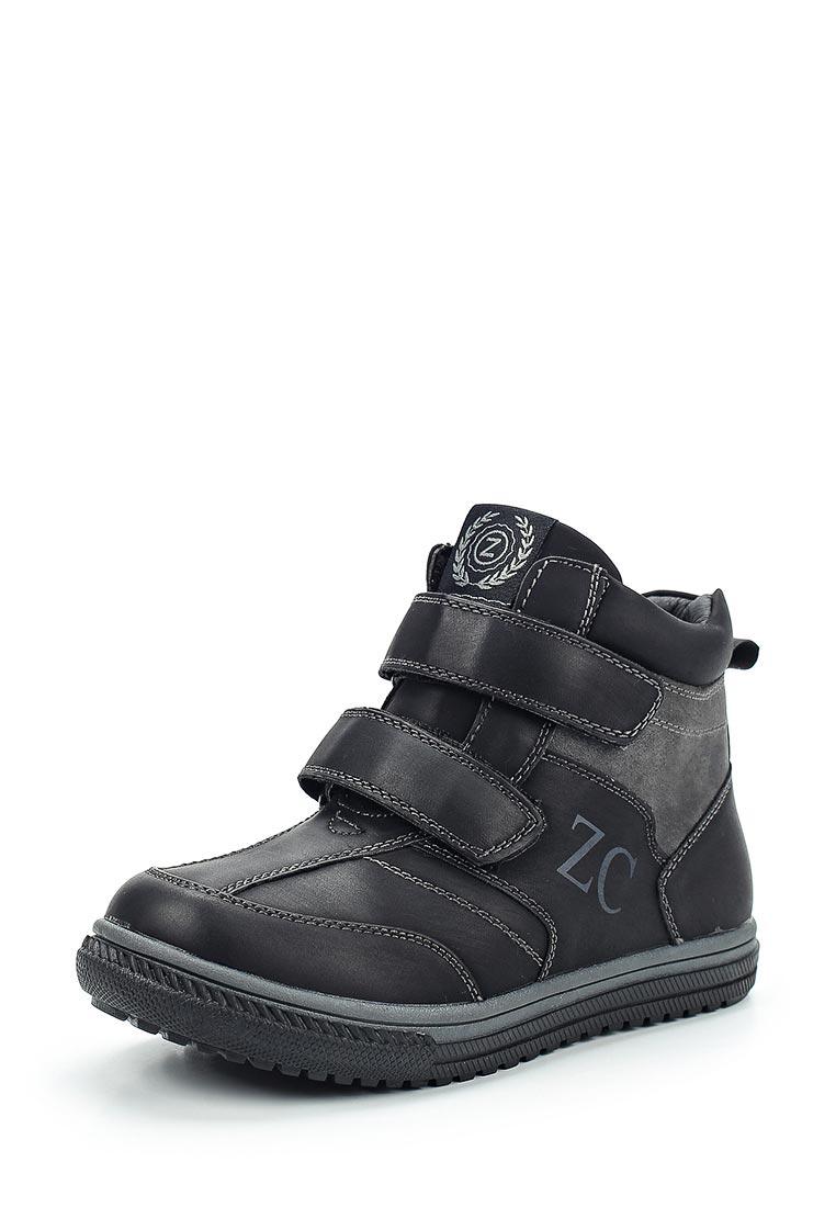 Ботинки для мальчиков Zenden Collection 98-32BV-086SR
