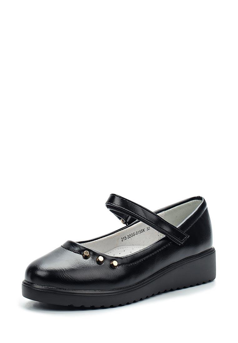 Туфли Zenden Collection 215-32GG-015SK
