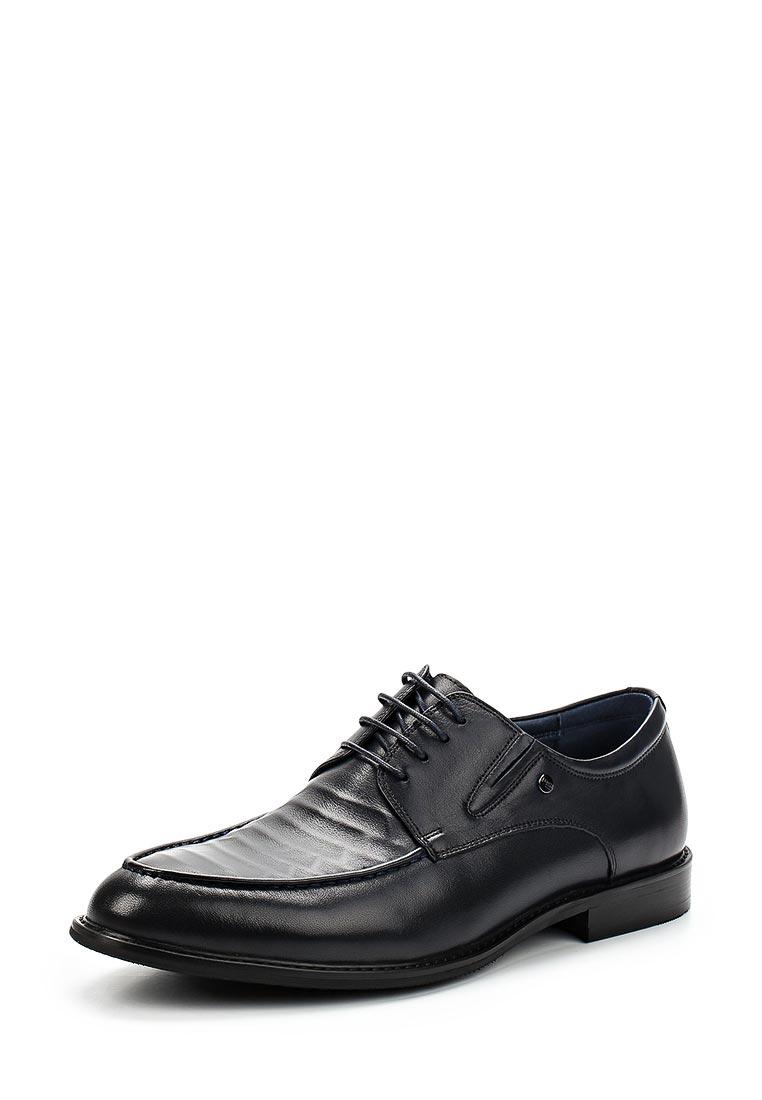 Мужские туфли Zenden Collection 110-33MV-029КК