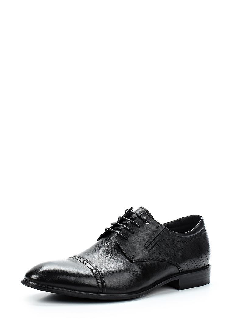 Мужские туфли Zenden Collection 110-33MV-032КК