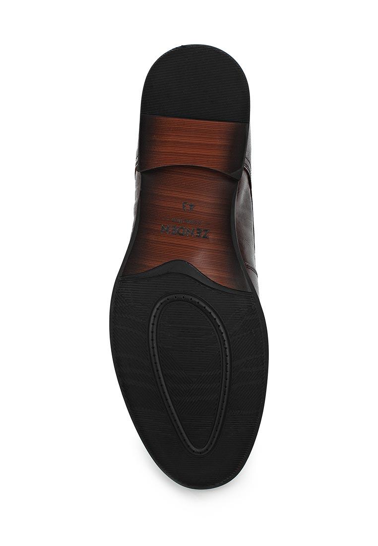 Мужские туфли Zenden Collection 58-33MV-121KK: изображение 3