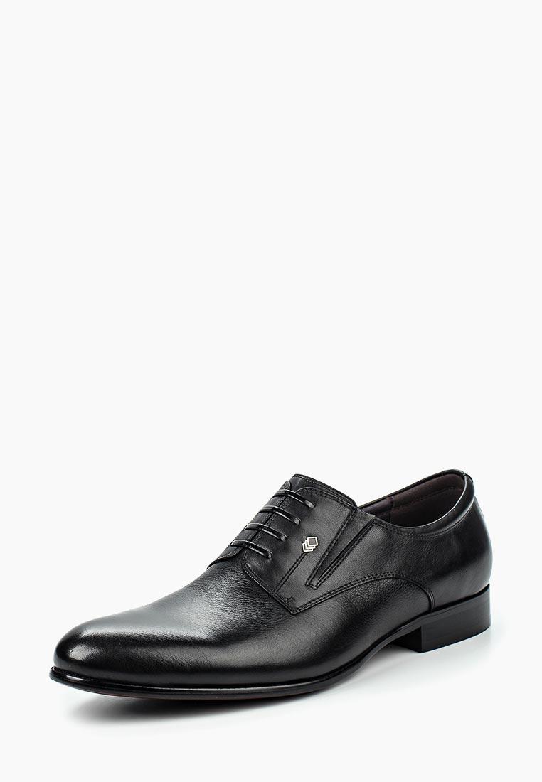 Мужские туфли Zenden Collection 110-31MV-001KK