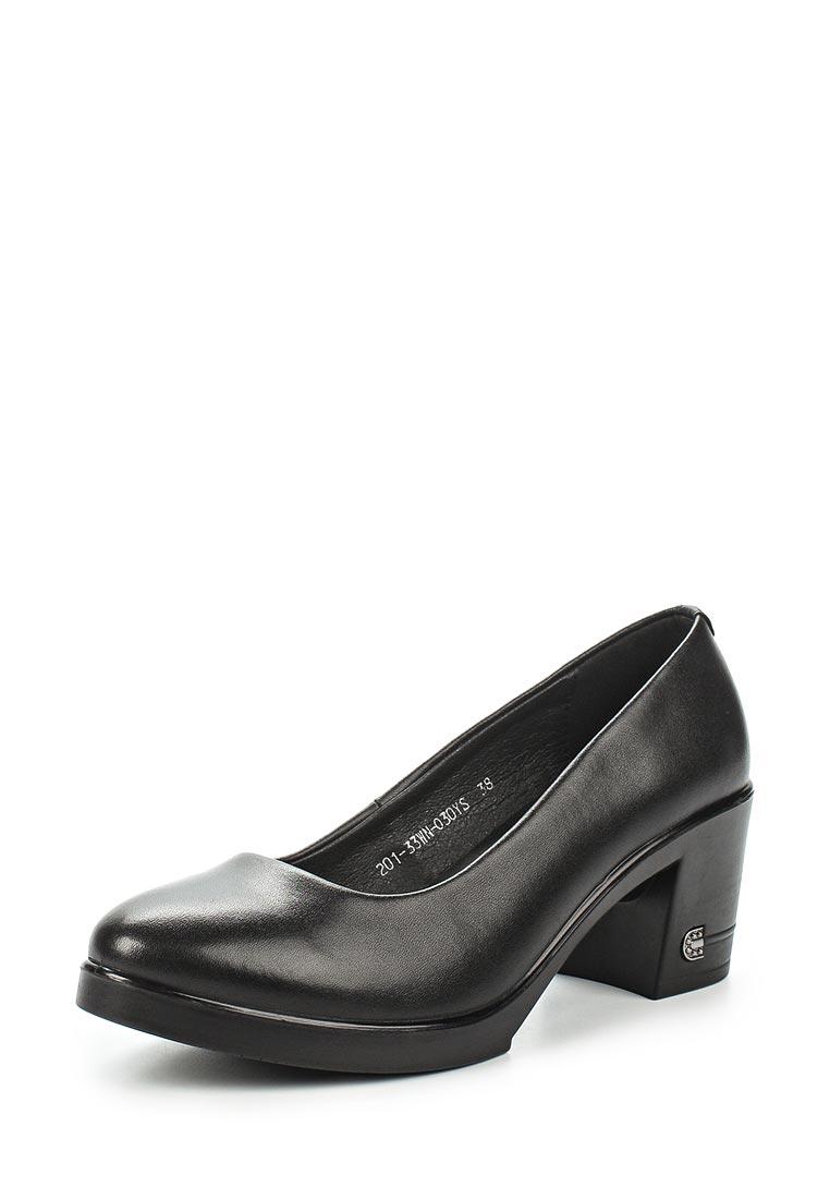 Женские туфли Zenden Collection 201-33WN-030YS