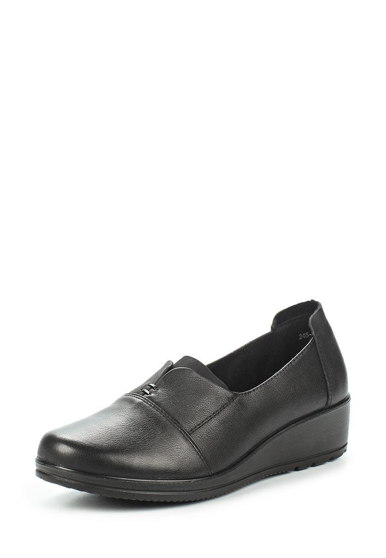 Женские туфли Zenden Collection 245-33WN-020KT