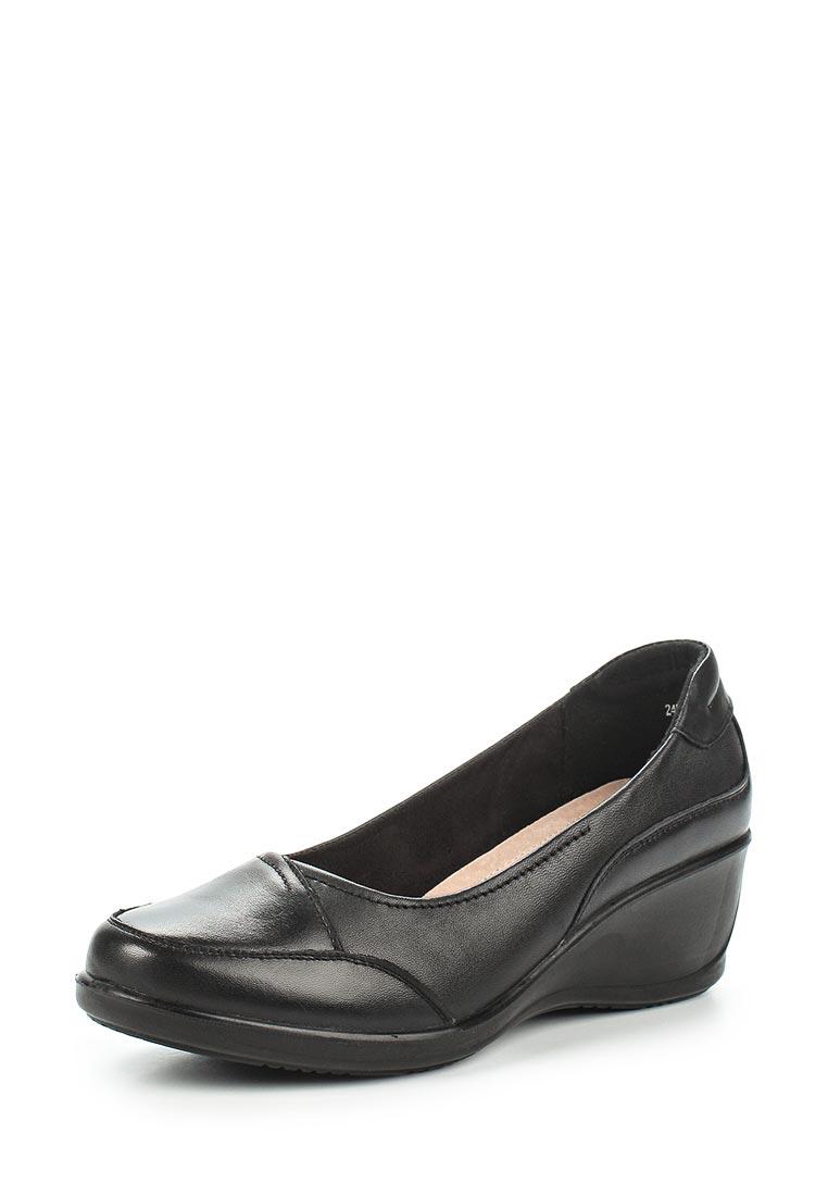 Женские туфли Zenden Collection 245-33WN-021KT