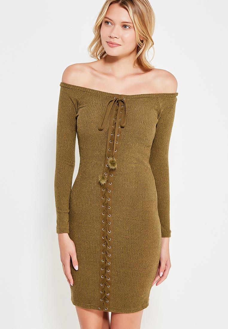 Вязаное платье Zeza B003-Z-6237
