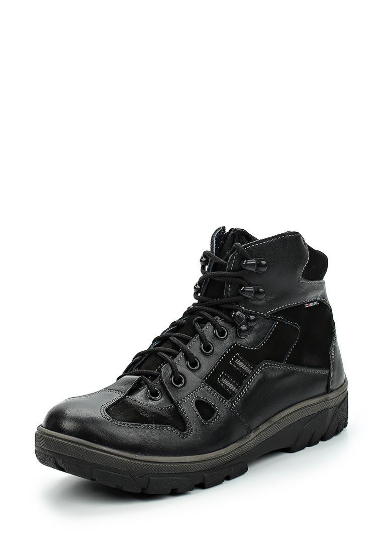 Ботинки для мальчиков Зебра 11411-1