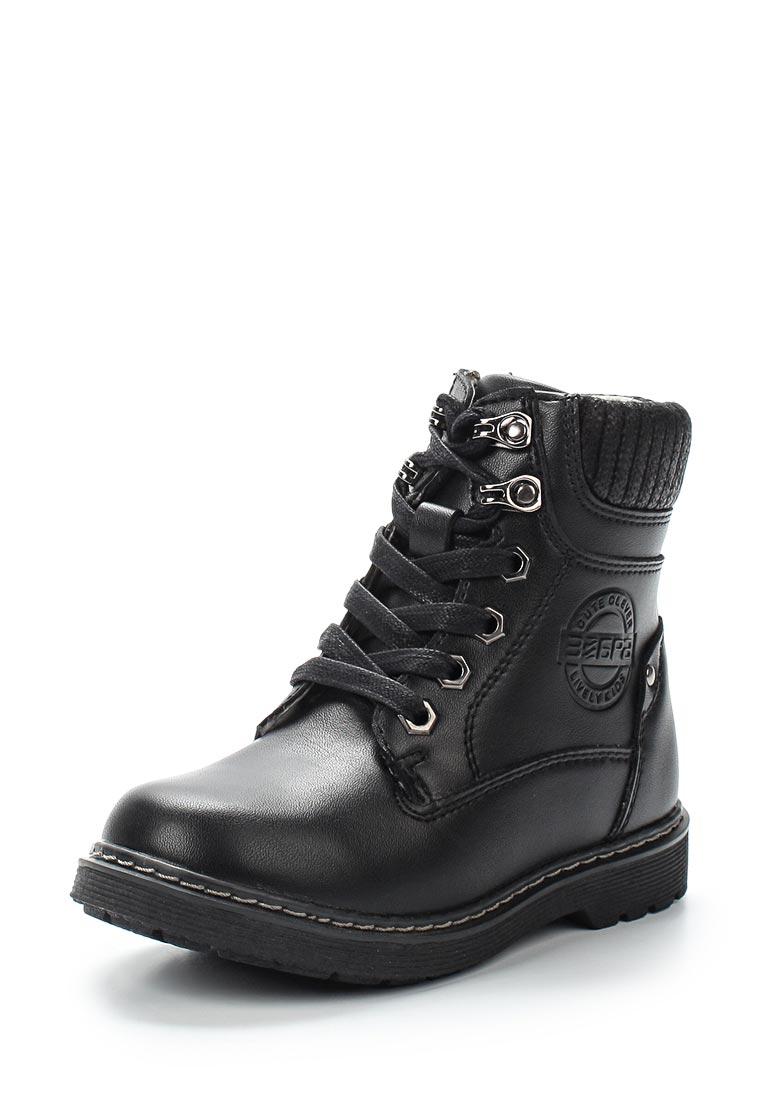 Ботинки для мальчиков Зебра 11853-1