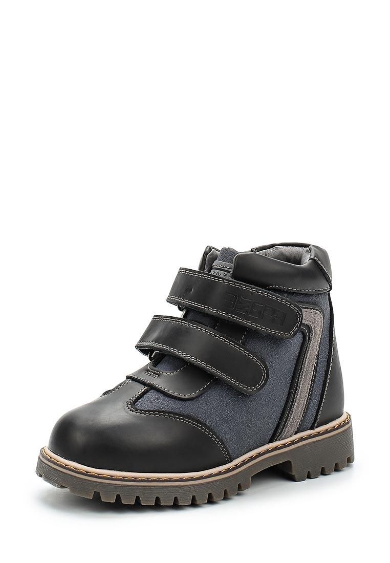 Ботинки для мальчиков Зебра 10810-10