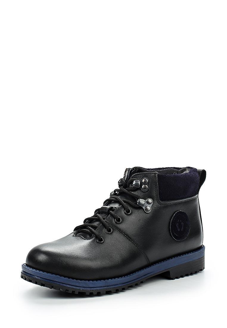 Ботинки для мальчиков Зебра 11403-1