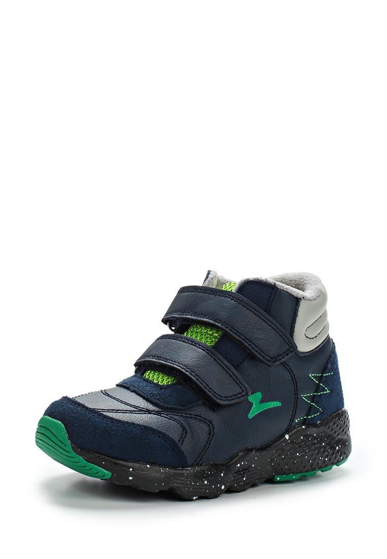 Ботинки для мальчиков Зебра 11862-5