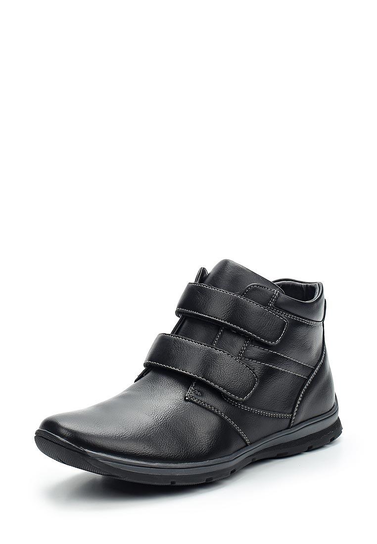 Ботинки для мальчиков Зебра 10848-1