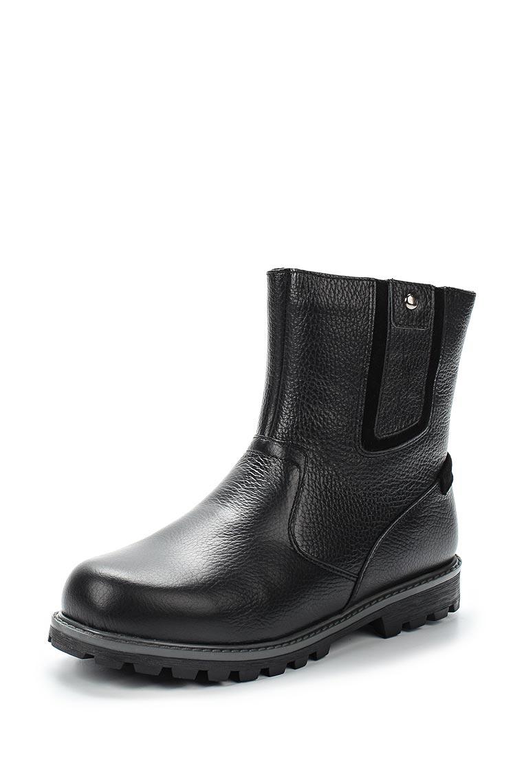 Ботинки для мальчиков Зебра 12098-1