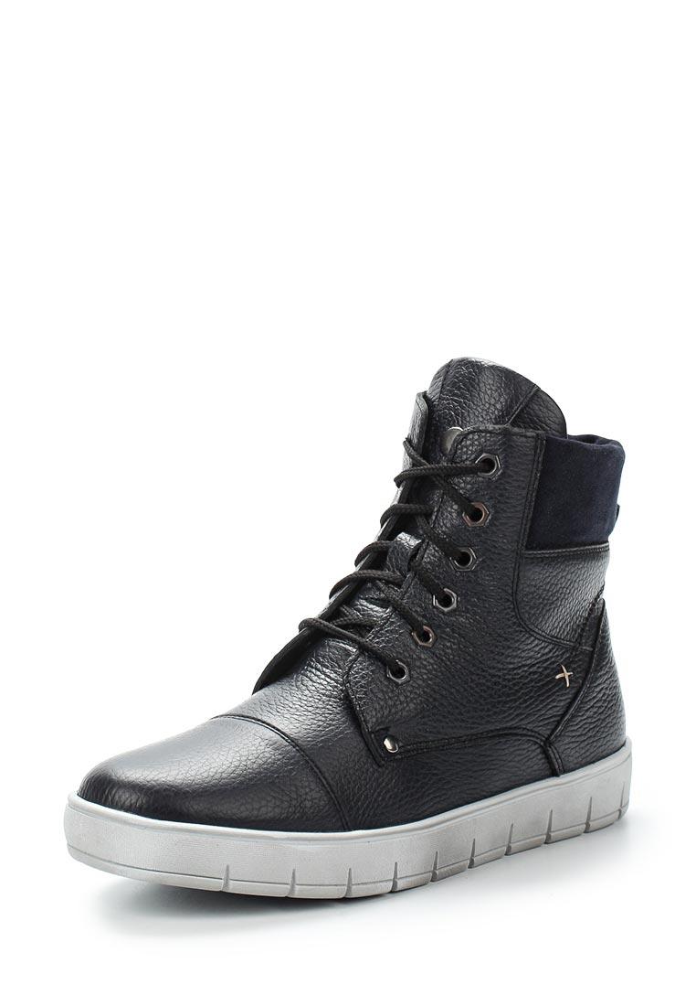 Ботинки для мальчиков Зебра 12112-5