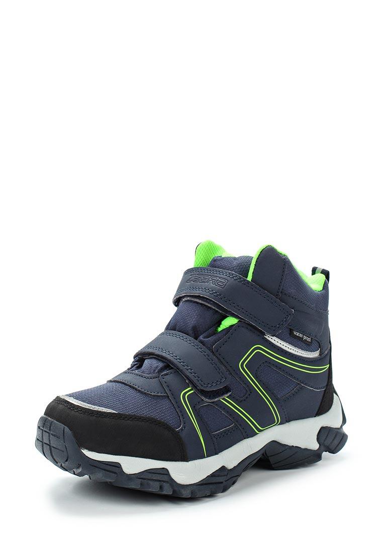 Ботинки для мальчиков Зебра 11038-5