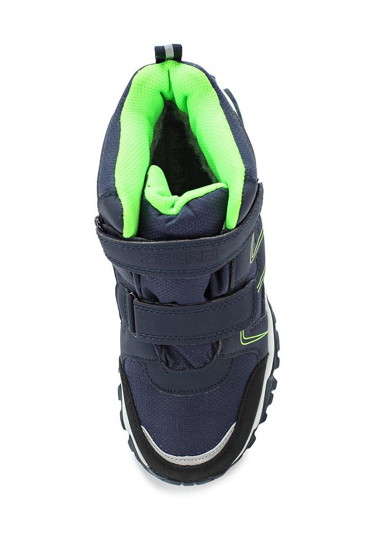 Ботинки для мальчиков Зебра 11038-5: изображение 4