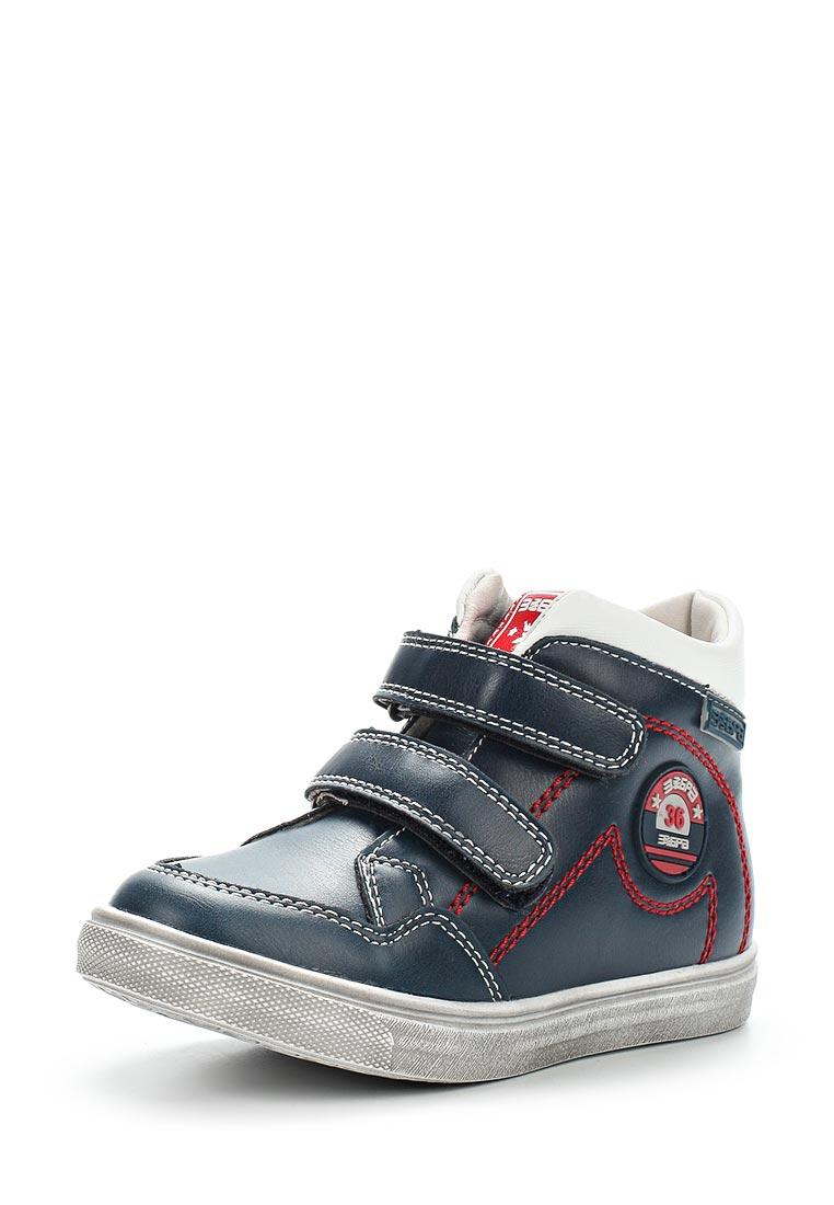 Ботинки для мальчиков Зебра 11857-5
