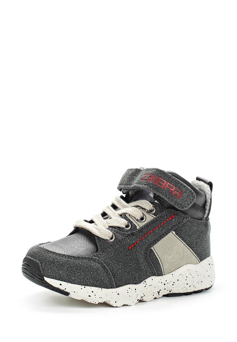 Ботинки для мальчиков Зебра 11863-10