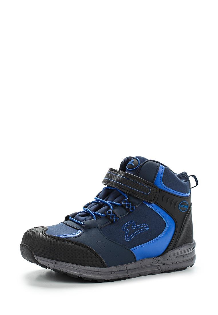 Ботинки для мальчиков Зебра 11977-5