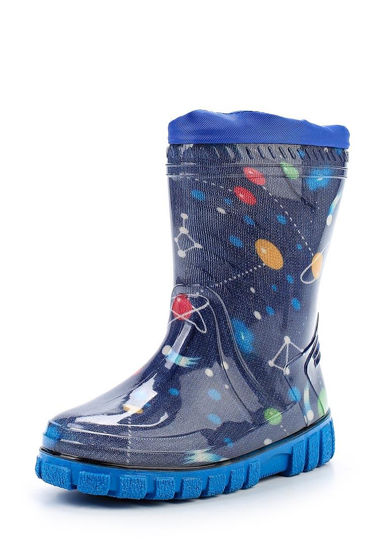 Резиновая обувь Зебра 11750-5