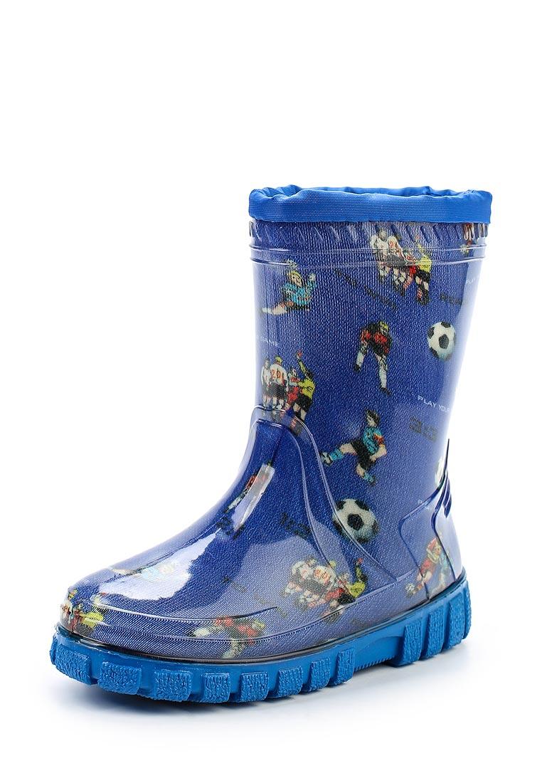 Резиновая обувь Зебра 11752-5