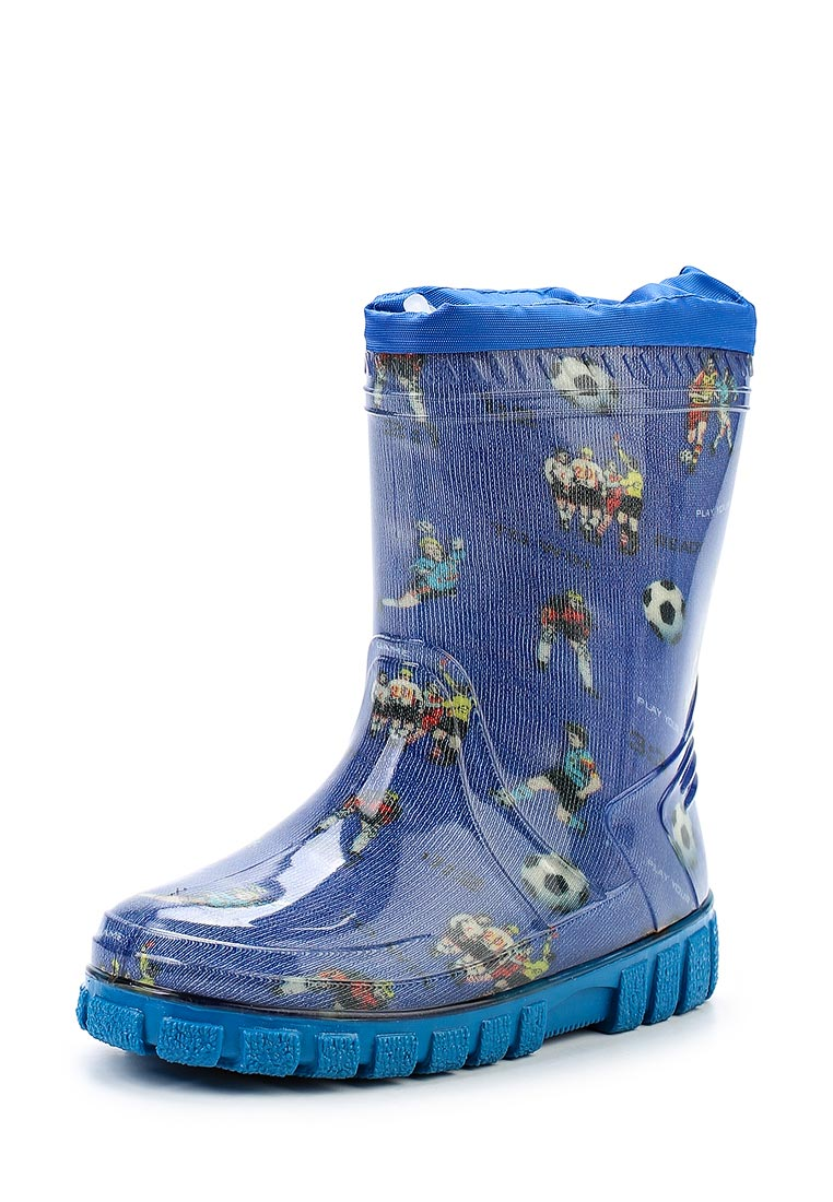 Резиновая обувь Зебра 11768-5