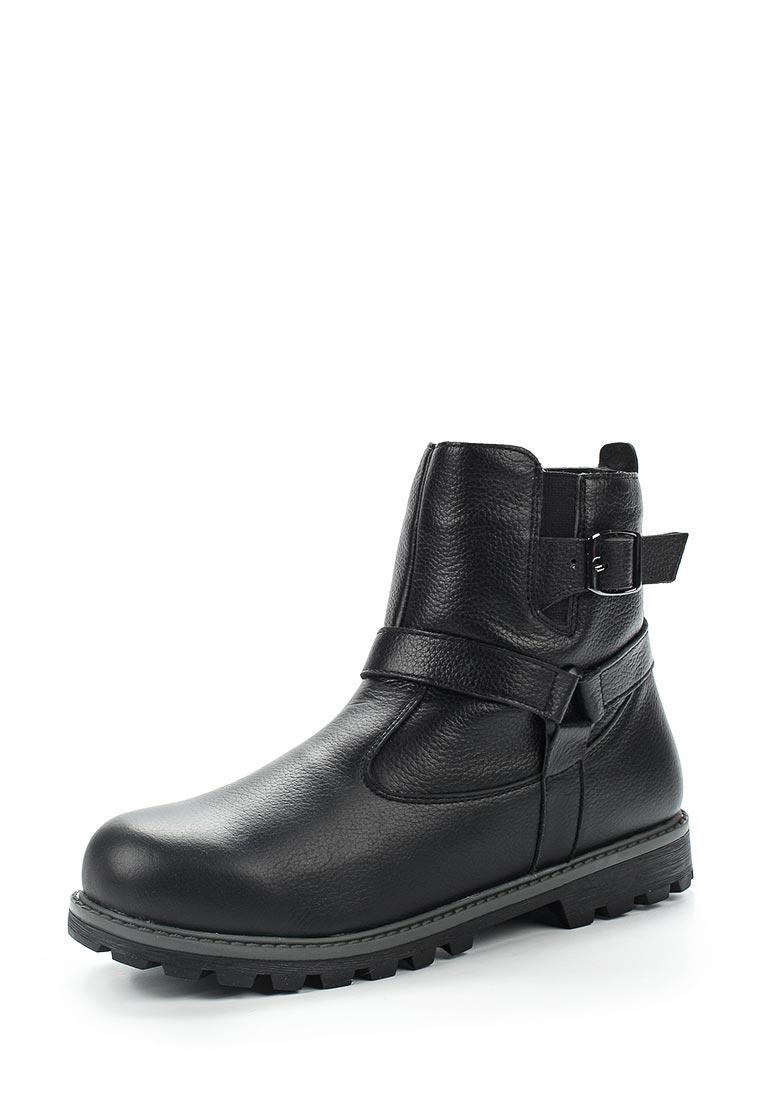 Ботинки для мальчиков Зебра 11205-1